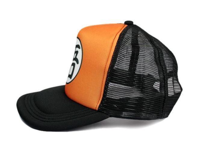 Dragon Ball Z Goku Baseball Cap Cosplay Hat Estilo Dragonball Z Roupas