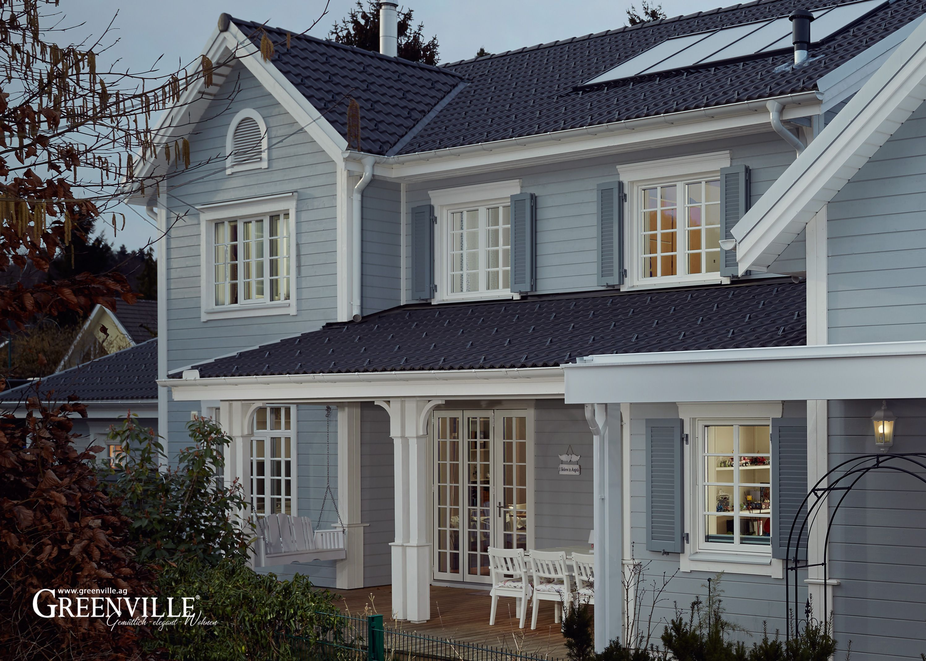 Ihren Traum Vom Individuellen Wohnen Hat Sich Eine Unternehmerin Aus Basel  Verwirklicht. Die Idee Zur Architektur Des Hauses Entstand Auf Unserer  Letzten ...