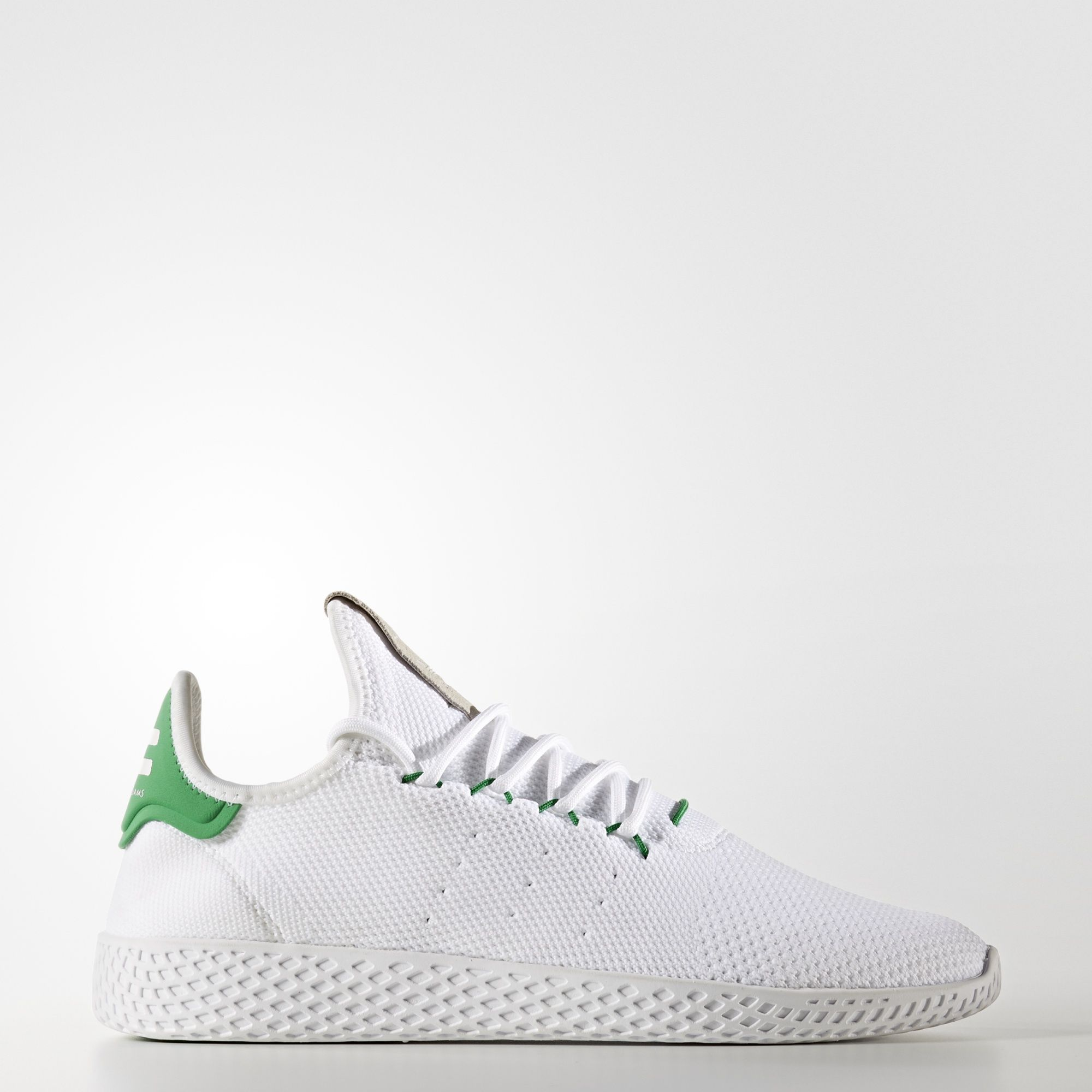 Pharrell Tennis Primeknit Shoes | adidas US