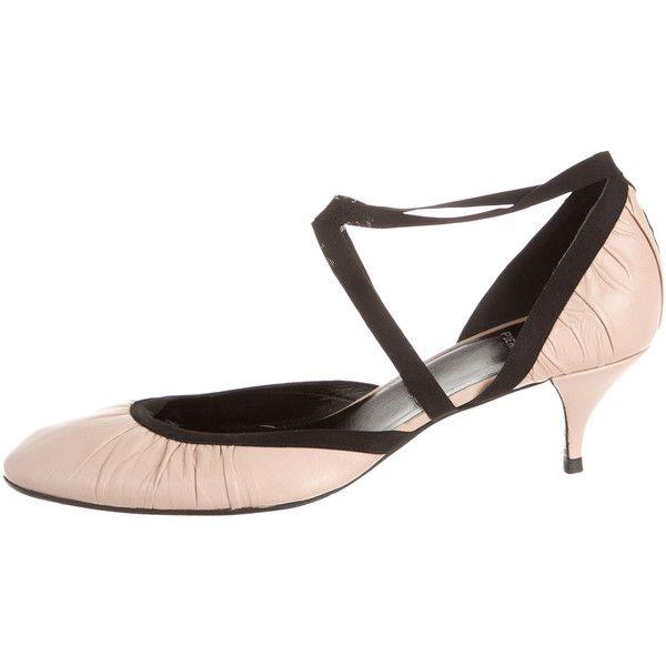 Pre-owned - Leather heels Pierre Hardy SHh4uqD5b