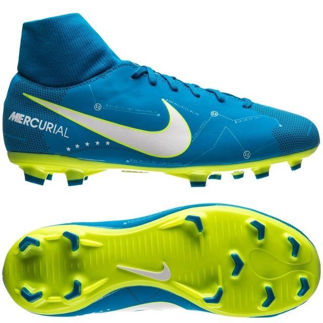Бутсы детские Nike JR Mercurial Victory VI DF NJR FG . . .  детскиебутсы   734371108b805