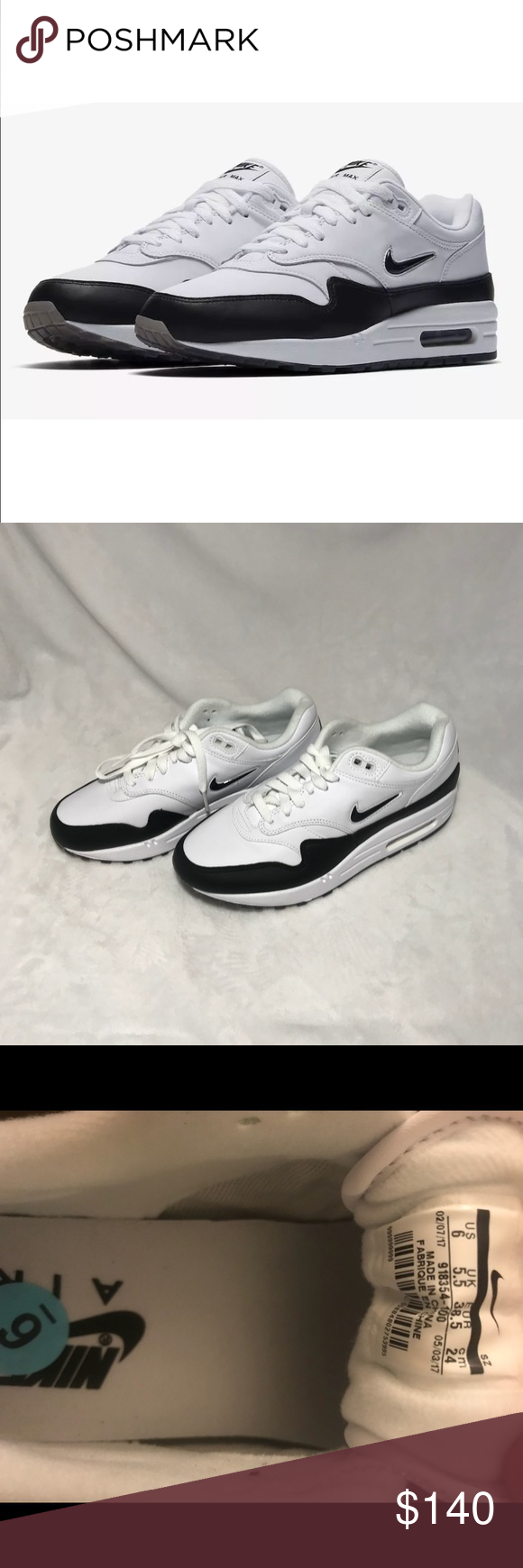 3874aa74c43a Nike Air Max 1 Primium SC Jewel Men s Size 6 Brand New Without box See  pictures Feel free to ask if you have any question Nike Shoes Sneakers
