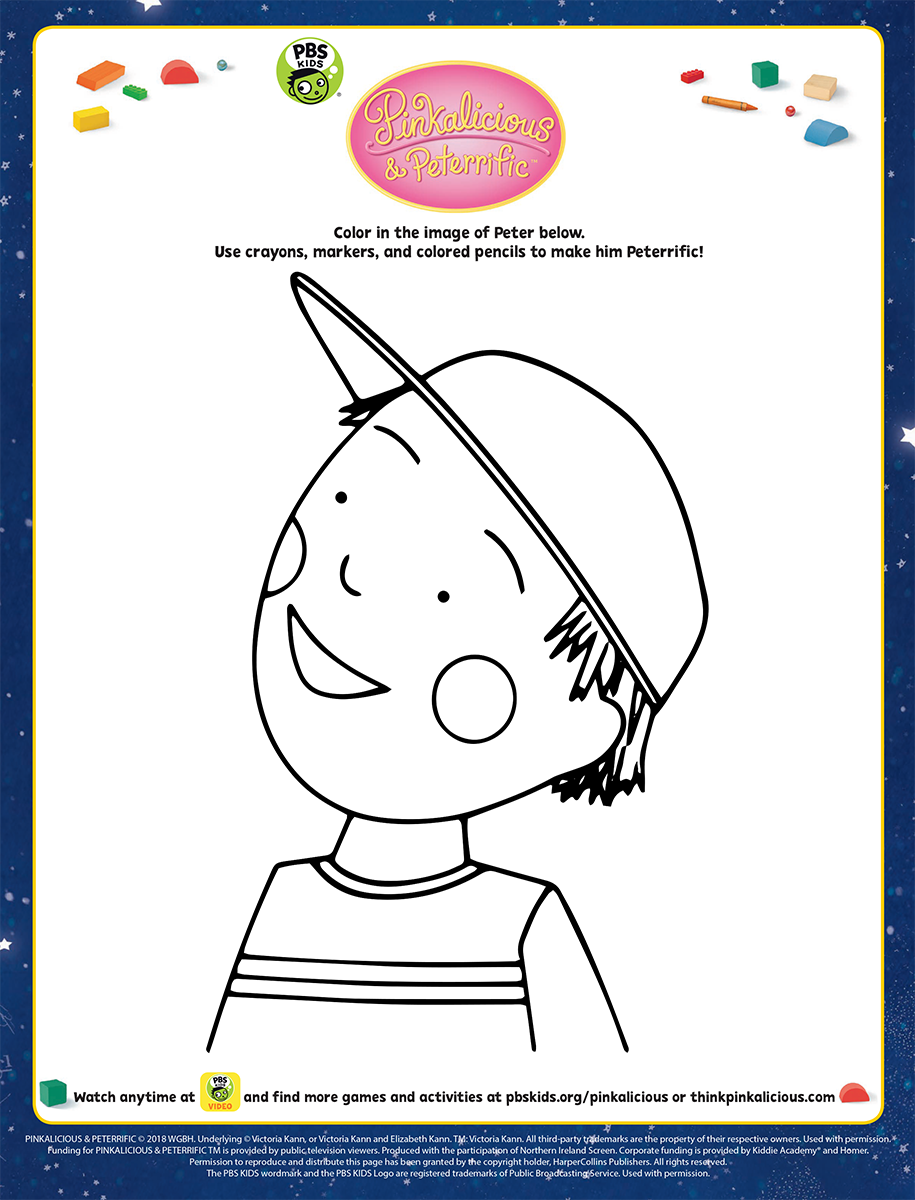 Pinkalicious Coloring Pages Ks2 Photos