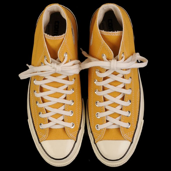 Converse All Star '70s High Top, Sunflower | Clothes