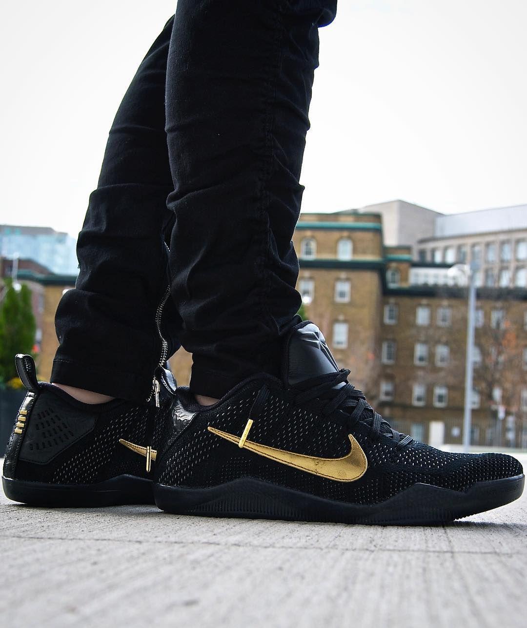 Nike Kobe 11 Elite Low \