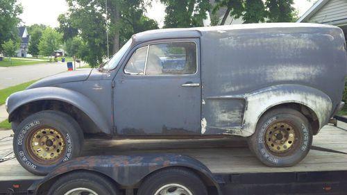 Sell Used 1974 Vw Super Beetle Gundaker Vandetta Conversion In