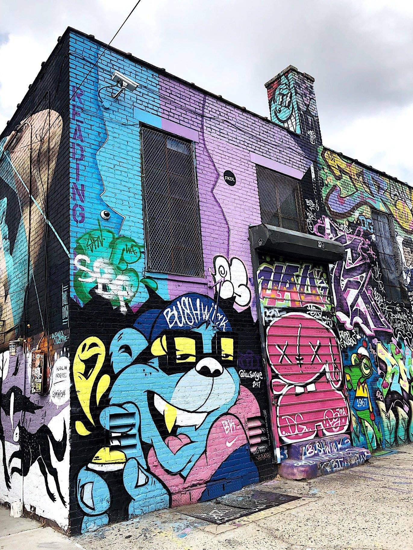 SPOTTED: 🙌🏽🎨🙌🏽 #BrooklynGin #FreshGin #BrooklynFresh # ...