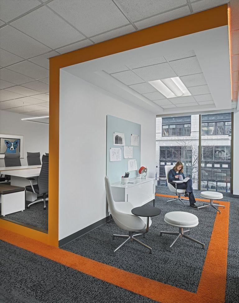 Office Tour Kraemer Design Group Offices Detroit
