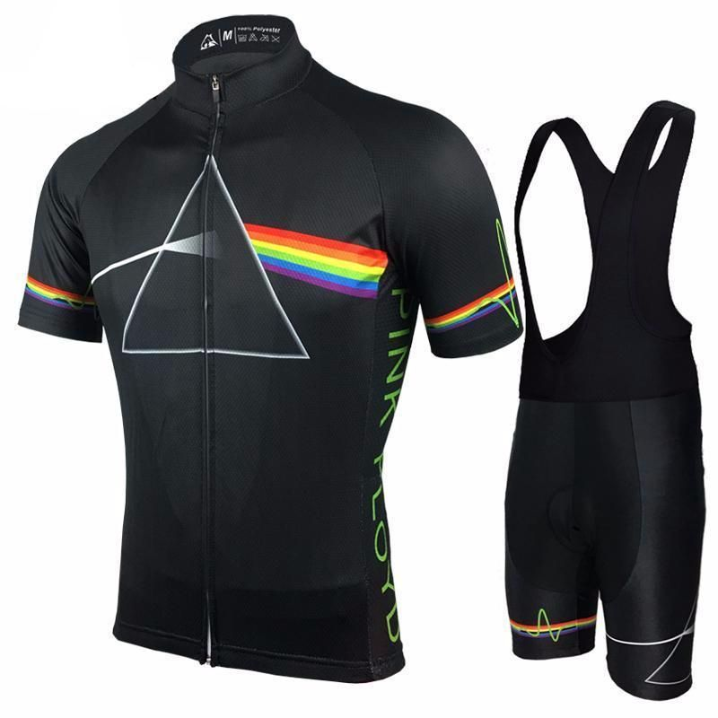 Men S Pink Floyd Dark Side Of The Moon Cycling Kit Cyclisme
