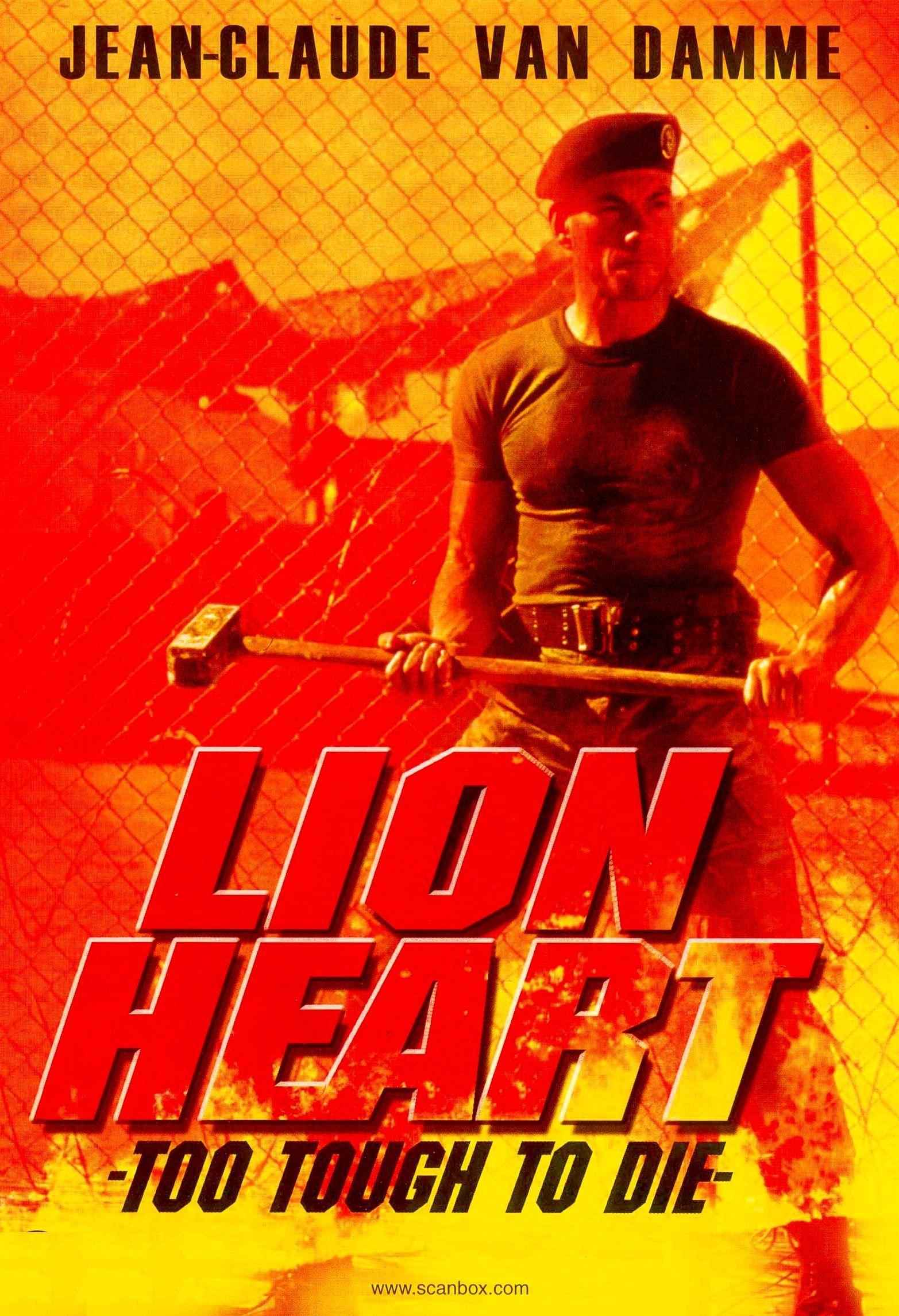 Van Damme Leon