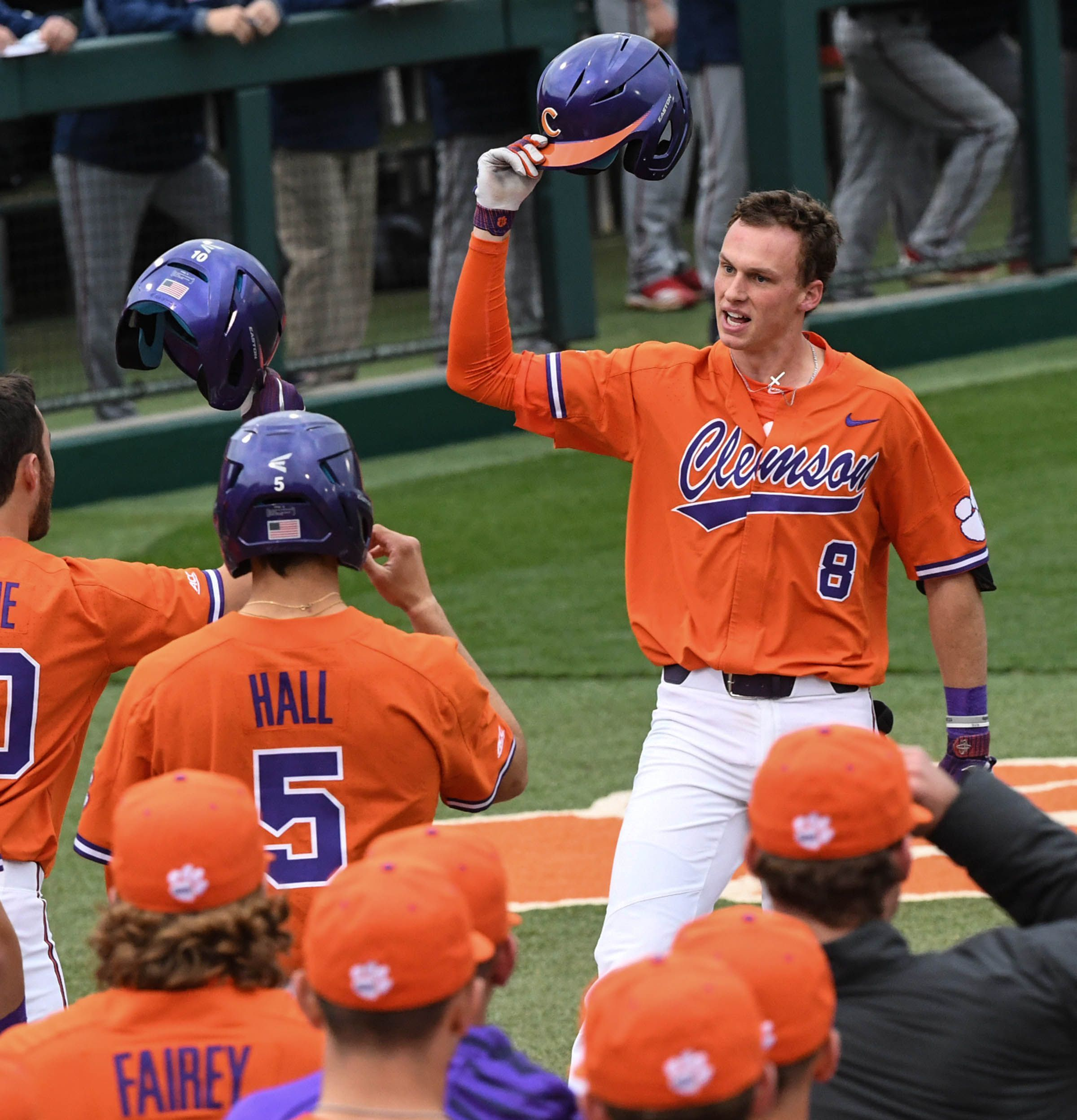 Clemson baseball team still playing long ball as 2019