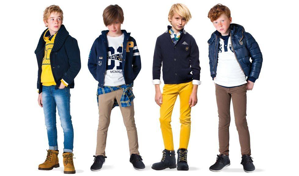 Mayoral coleccion junior oto o invierno 2015 moda ni os - Moda nino 2015 ...