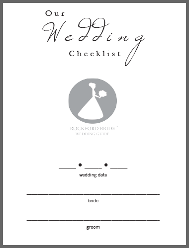 Wedding Planning Worksheets By Rockford Bride In Il