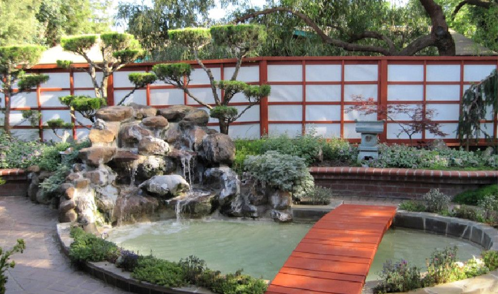 Japanese Garden Lights | Garden Tours Offered To Support Vision Program · Fence  IdeasBackyard ...