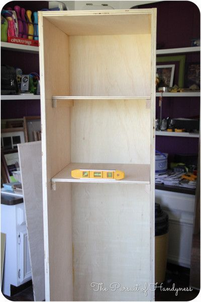 I M Building Again Linen Cabinet Diy Storage Cabinets