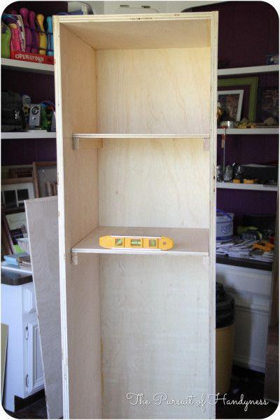 I M Building Again Linen Cabinet Bathroom Linen Closet Diy Storage Cabinets Bathroom Cabinets Diy
