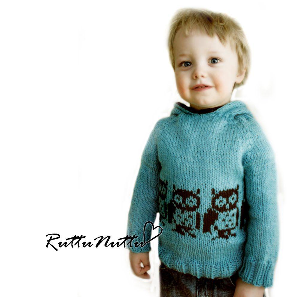 RuttuNuttu: barneklær