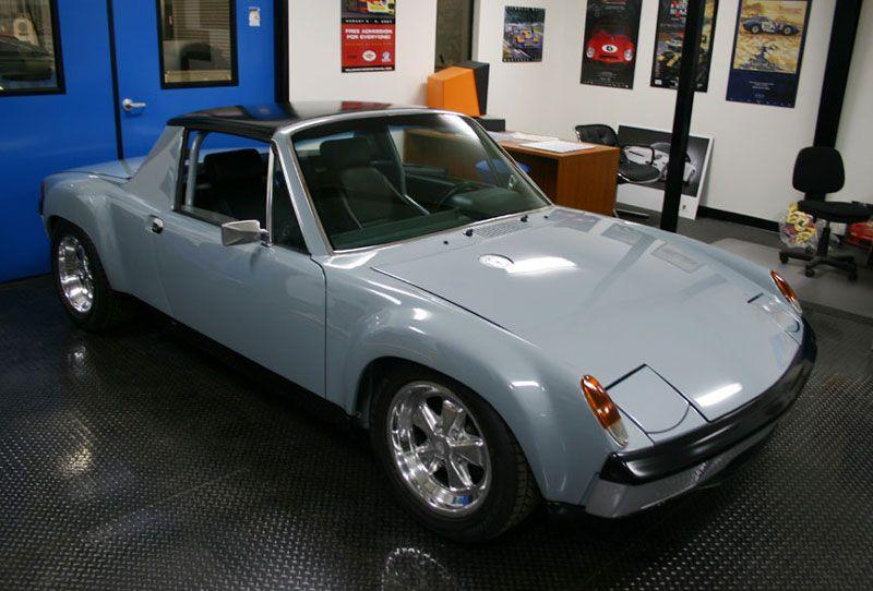 Porsche 9146 GT