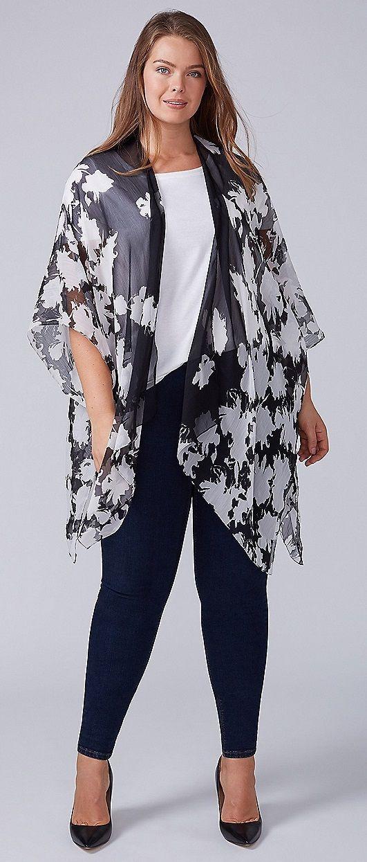 Plus Size Kimono Plus Size Fashion Fashion Plus Size Kimono