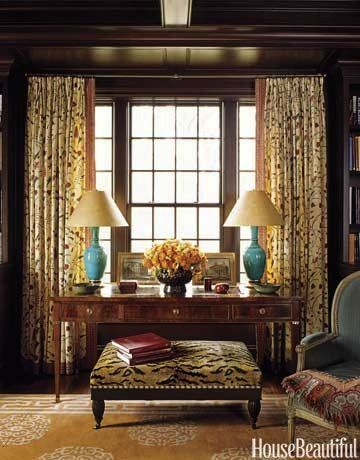 Are 45 Stylish Home Libraries for the Fantasy File  Home Library Design Ideas  Pictures of Home Library Decor  House Beautiful Here Are 45 Stylish Home Libraries for the...