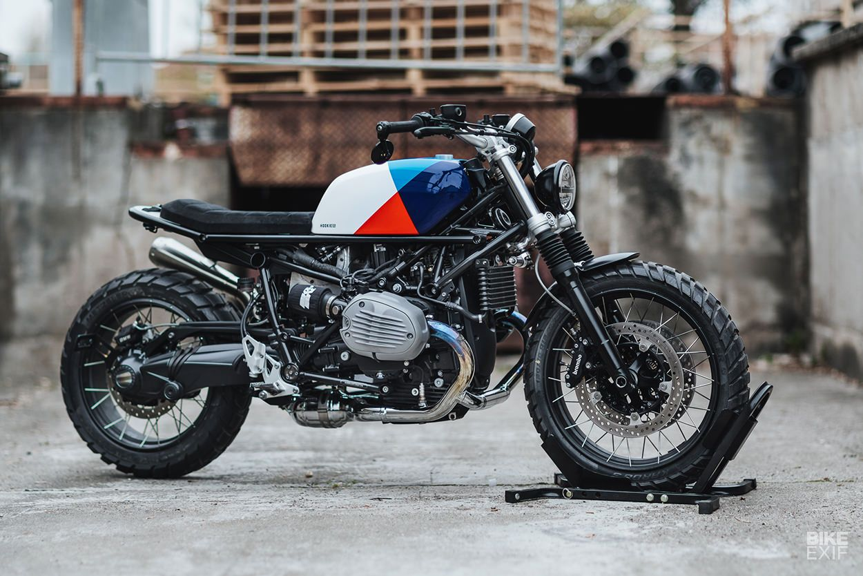Plug And Play A Scrambler Kit For The Bmw R Nine T With Images
