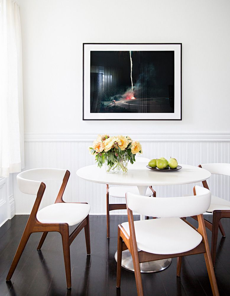 Elegant Leach s love for her home is mutual while she s put effort into keeping the house in working order it s reciprocrated by providing her with fort and Photo - Modern kitchen table against wall In 2019