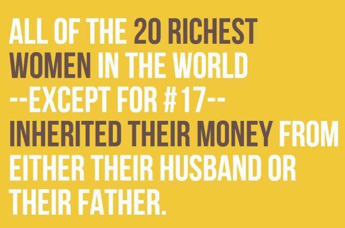 20 Interesting Facts About Women You Probably Never Knew. Guys, Take Notes.
