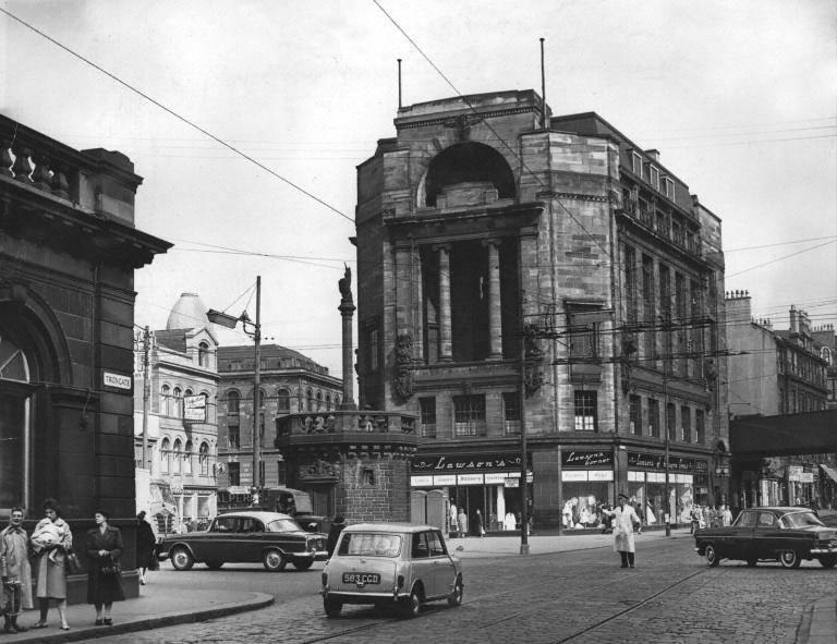 Urbanglasgow Co Uk Glasgow In The 1960s 70s Amp 80s