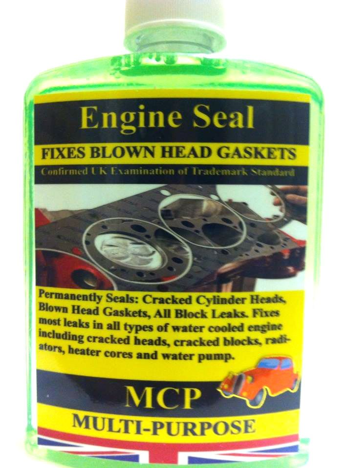 Engine Seal Gasket Engine Block Repair AND FIX Pour IN Head