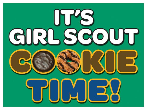 Cookie girl sales scout