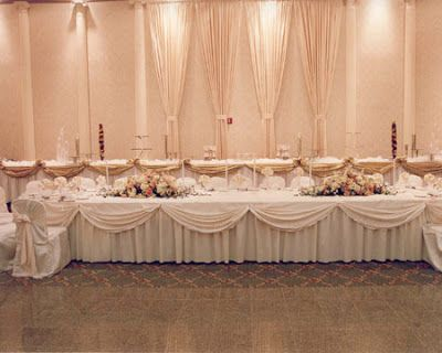 Ideas For Head Table At Wedding size 1152x864 bride and groom table wedding head table ideas template Wedding Head Table Decorations The King And Elegant Wedding Head Table Decoration Ideas