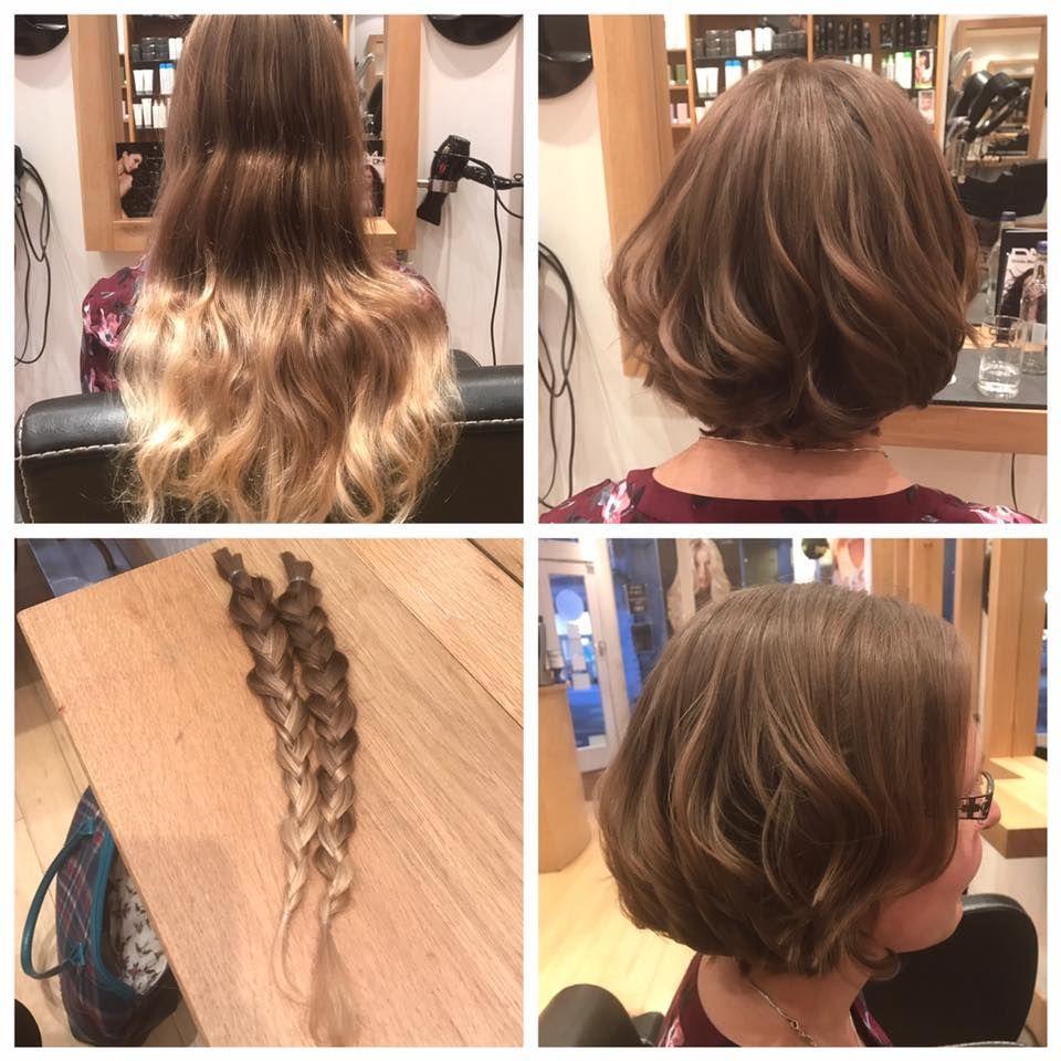 Short Hair Little Princess Trust Charity Hair Cut Haircut Donate