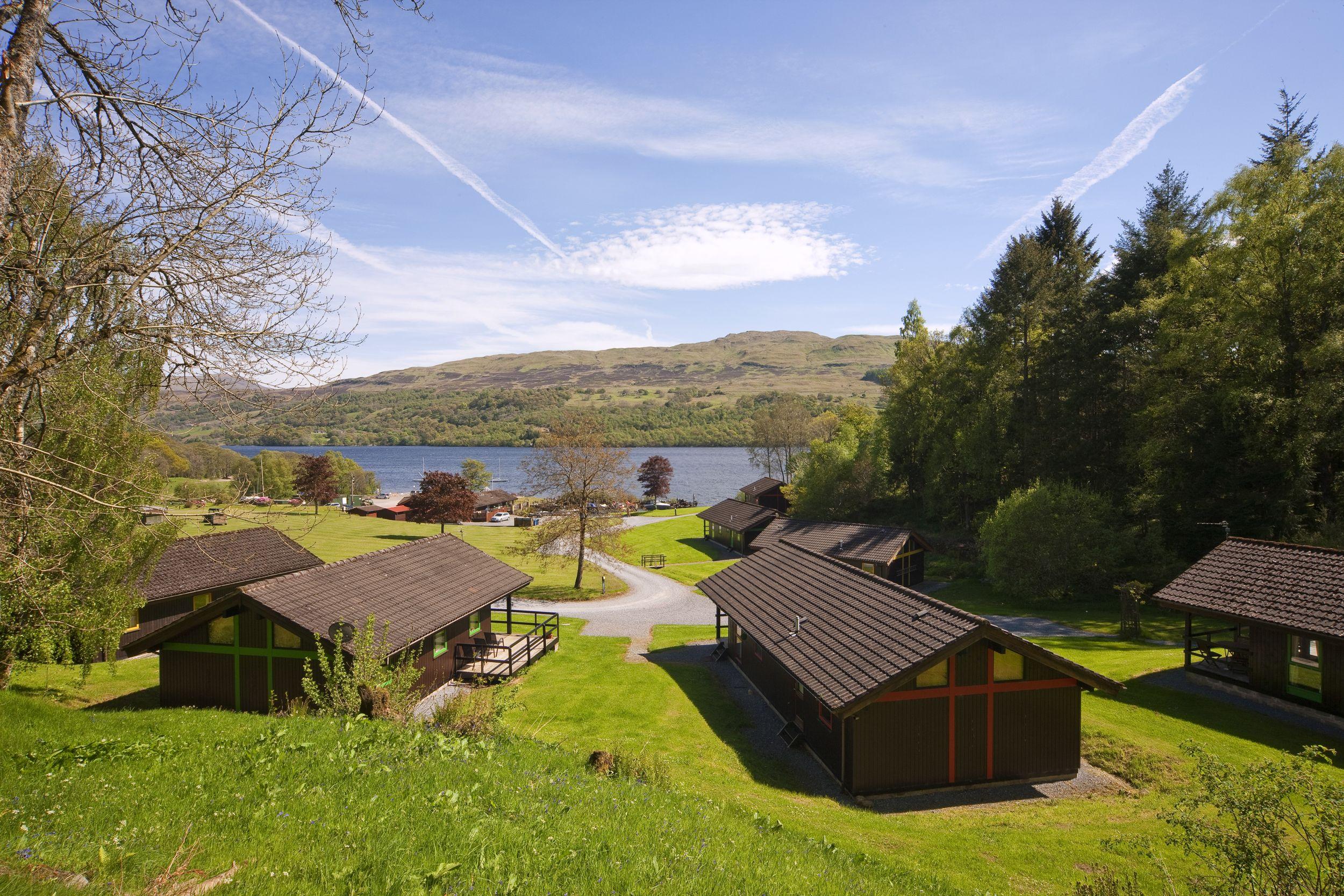 Melfort Harbour Holiday Cottages Kilmelford Nr Oban Argyll