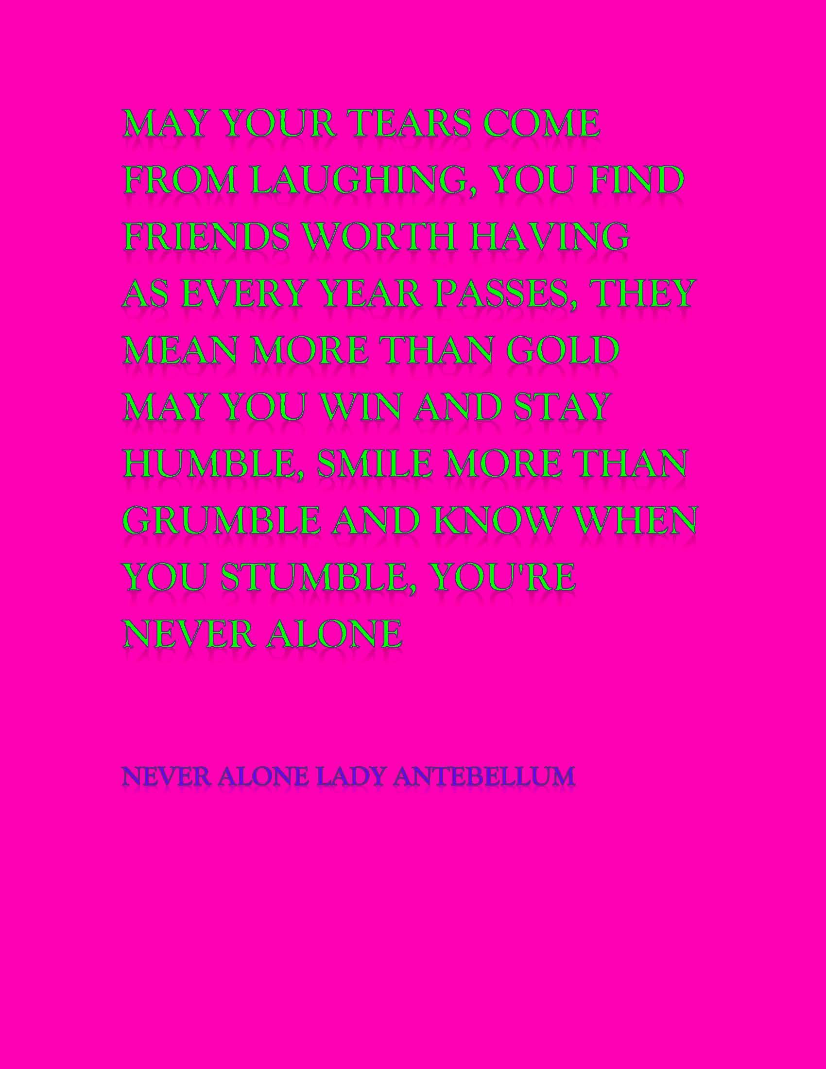 Never Alone Lady Antebellum Mother son dance I love my