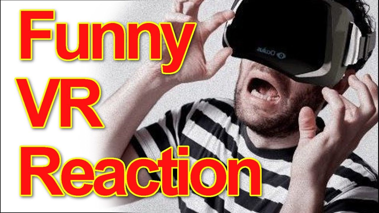 Pin By Waowtech On Gaming Virtual Reality Games Funny Gif Virtual Reality