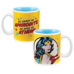 Wonder Woman Ceramic Cup SUPERHEROES by Vandor