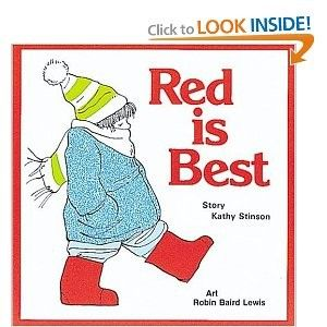 23 infant and toddler books about the color red - Color Books For Toddlers