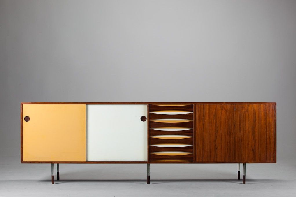 ENFILADE D'ARNE VODDER – SIBAST AS CIRCA 1950  Furniture design, Furniture  -> Enfilade Ikea