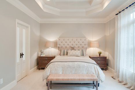 Fresh Country Master Bedroom Designs