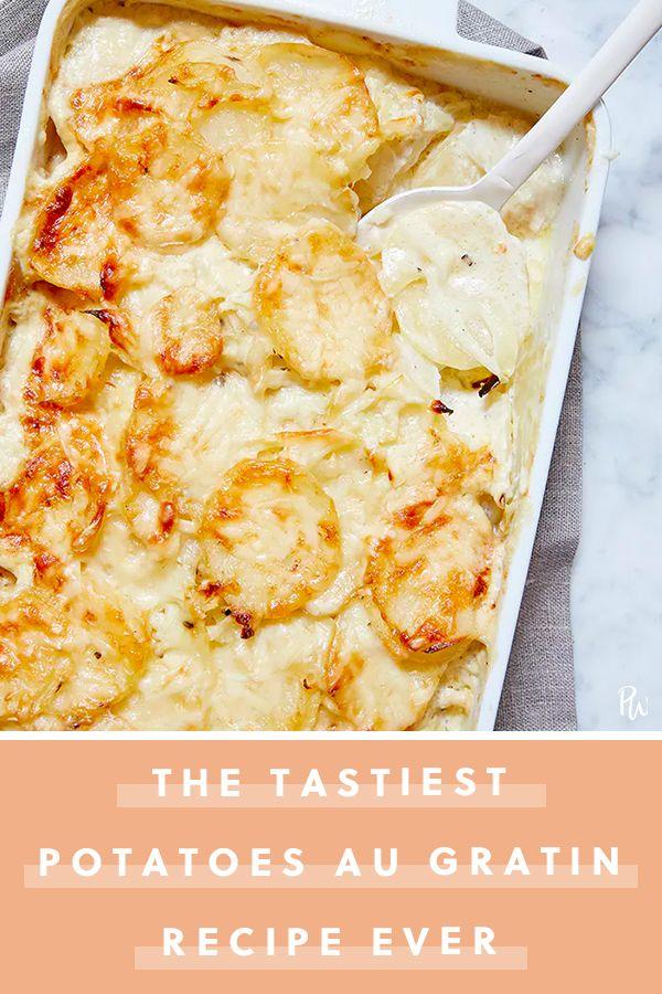 The Best Potatoes au Gratin Ever dish