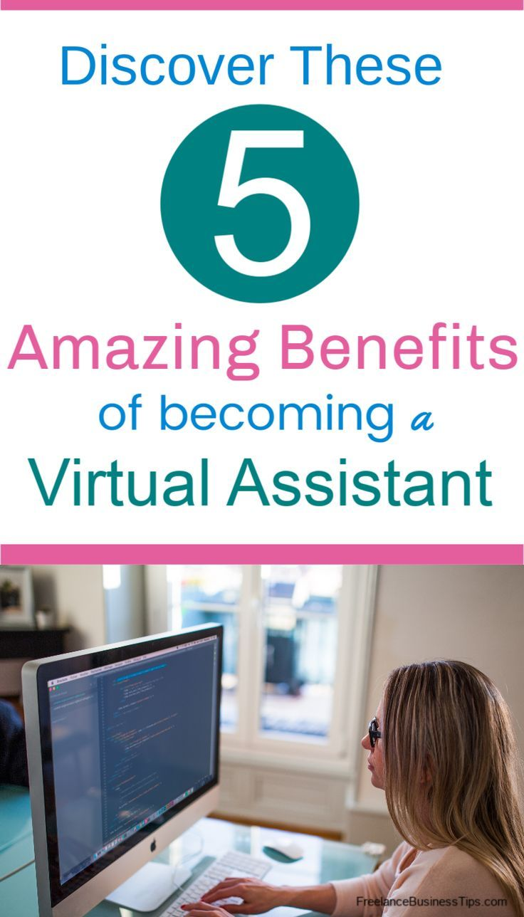 Discover These 5 Amazing Benefits of Being A Virtual