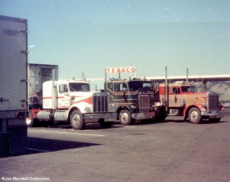 Old Truck Stop With Images Trucks Vintage Trucks Old Trucks