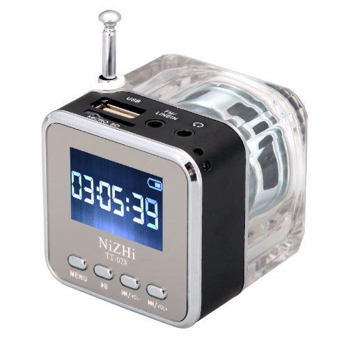 SKCR2713-AM Sylvania Bluetooth Under-Cabinet CD Clock Radio LIKE NEW™