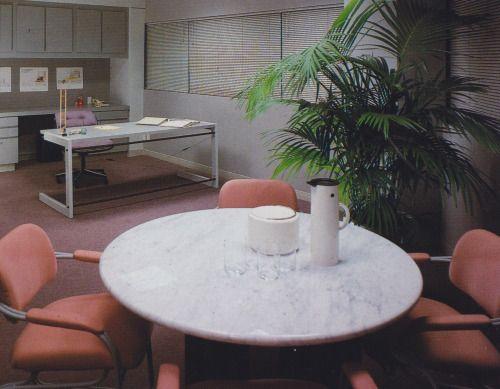 "palmandlaser:  From ""Commercial Interiors International"" (1986)"