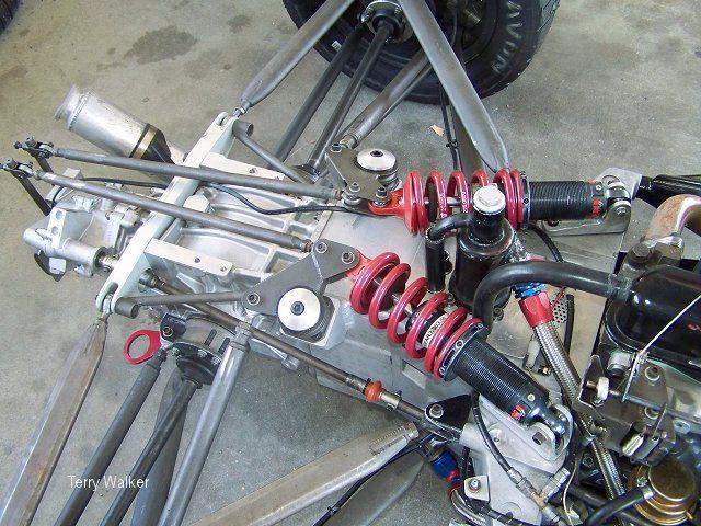 formula one suspension design images | restriction to tube frames