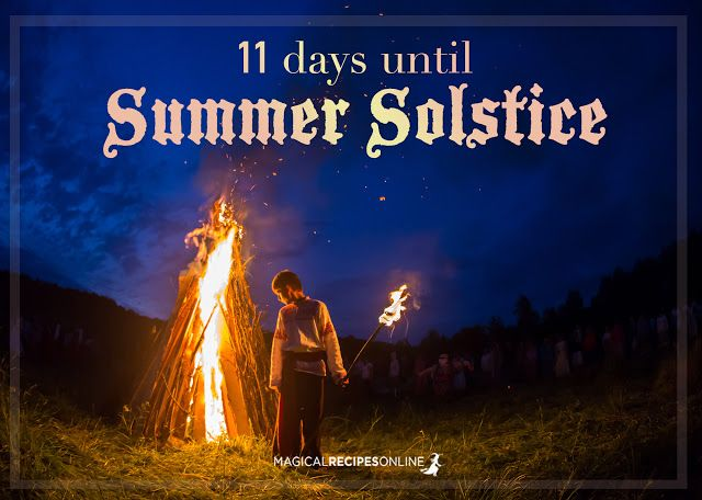 Summer Solstice: A Shift of Power