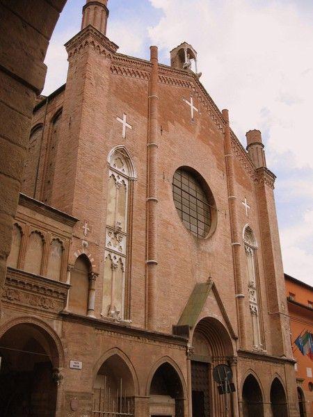Bologna Chiesa di San Giacomo Maggiore   Emilia Romagna   Bologna ...