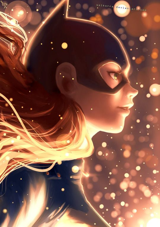 Batgirl by SolKorra