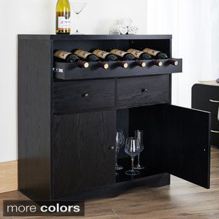 Shop For Furniture Of America Transitional Storage Bar Buffet Get Free Delivery At Overstock