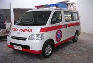 Harga Karoseri Ambulance Daihatsu Grand Max Dengan Gambar